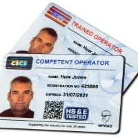 NPORS Offer CSCS Cards