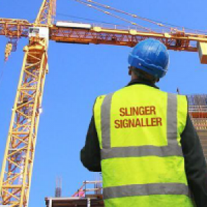 NPORS Slinger Signaller – Test Only – Book now, schedule later