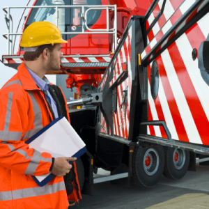 CPCS A62 Crane/Lift Supervisor – NOVICE – 26th May to 29th May