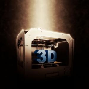 3D rendering machine